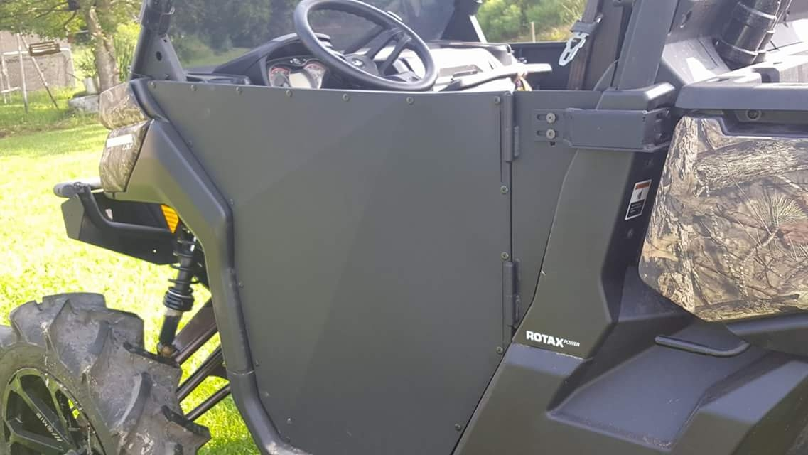 Defender Doors Set of 2